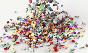 Antibiotika, Zimt