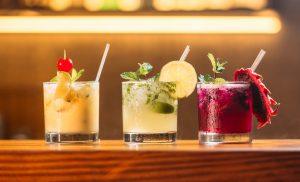 Zimtlikör Cocktail